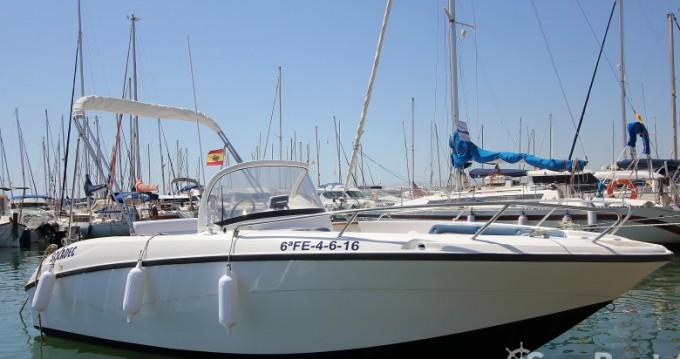 Rental Motorboat in Barcelona - Quicksilver Quicksilver 600 Commander