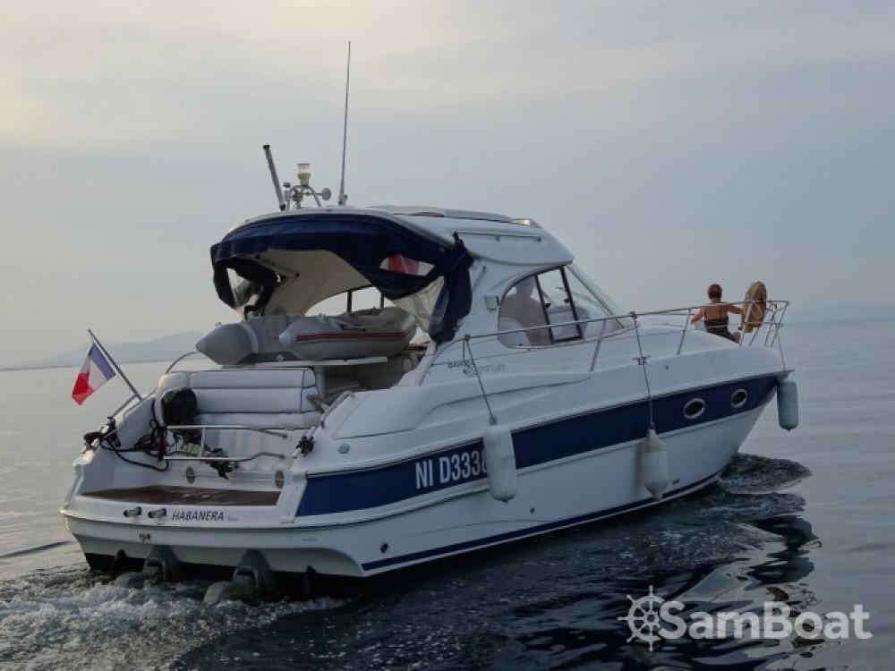 Rental Motorboat in La Londe-les-Maures - Bavaria Bavaria 32 Hard Top