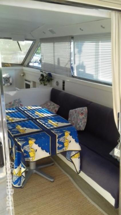 Rental Motorboat in Mandelieu-la-Napoule - Guy-Coach 1200E