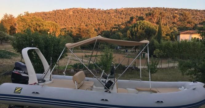 Hire RIB with or without skipper Zodiac Saint-Cyr-sur-Mer