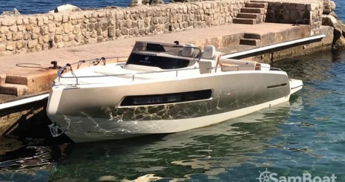 Boat rental Beaulieu-sur-Mer cheap 280 GT