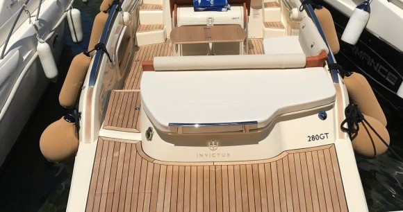 Hire Motorboat with or without skipper Invictus  Beaulieu-sur-Mer