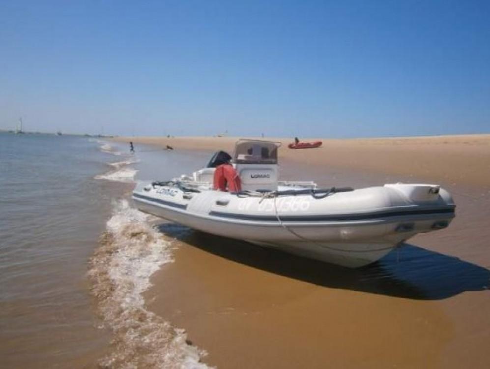 Rental yacht Talais - Lomac SEMI RIGIDE on SamBoat