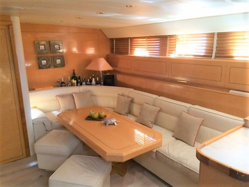Hire Yacht with or without skipper Leopard Grimaud