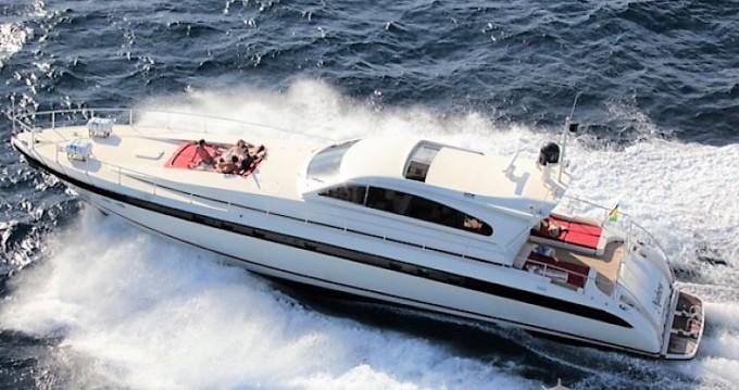 Boat rental Port Grimaud cheap Leopard 23