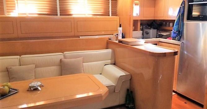 Rental yacht Port Grimaud - Arno Leopard Leopard 23 on SamBoat