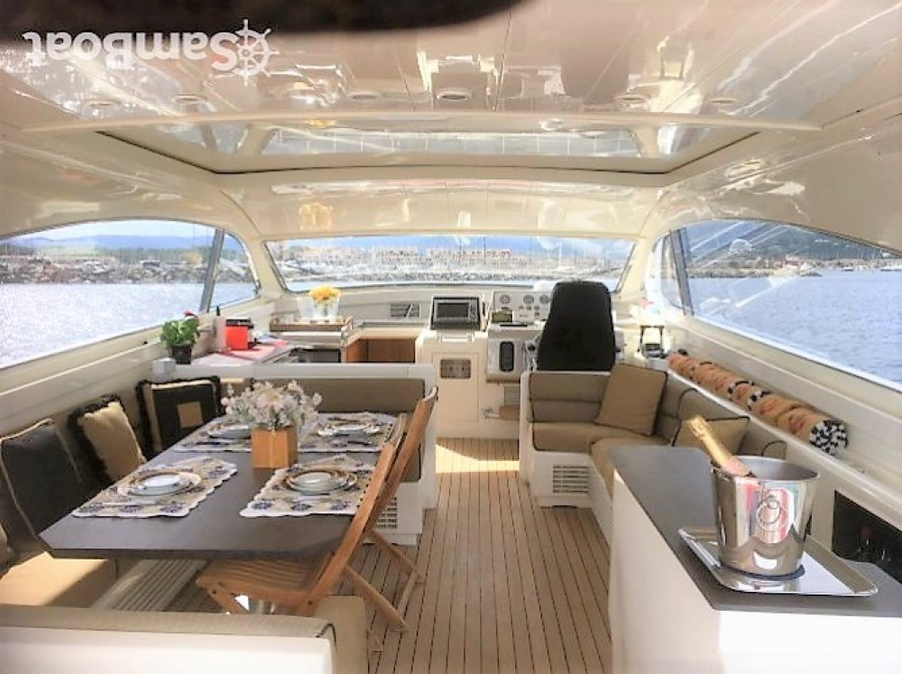 Boat rental Grimaud cheap Leopard 23