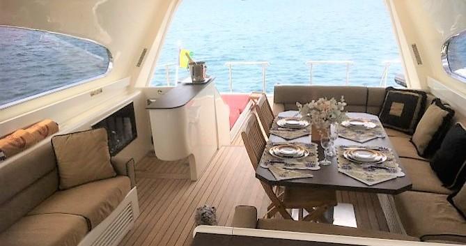 Rental Yacht in Port Grimaud - Arno Leopard Leopard 23