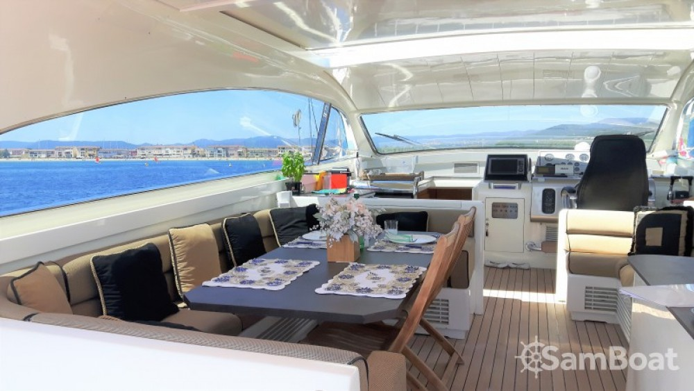 Yacht for rent Grimaud at the best price