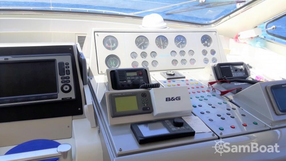 Rental Yacht in Grimaud - Leopard Leopard 23