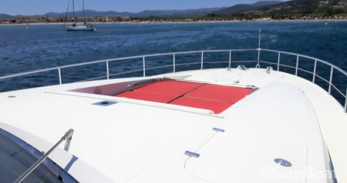 Arno Leopard Leopard 23 between personal and professional Port Grimaud