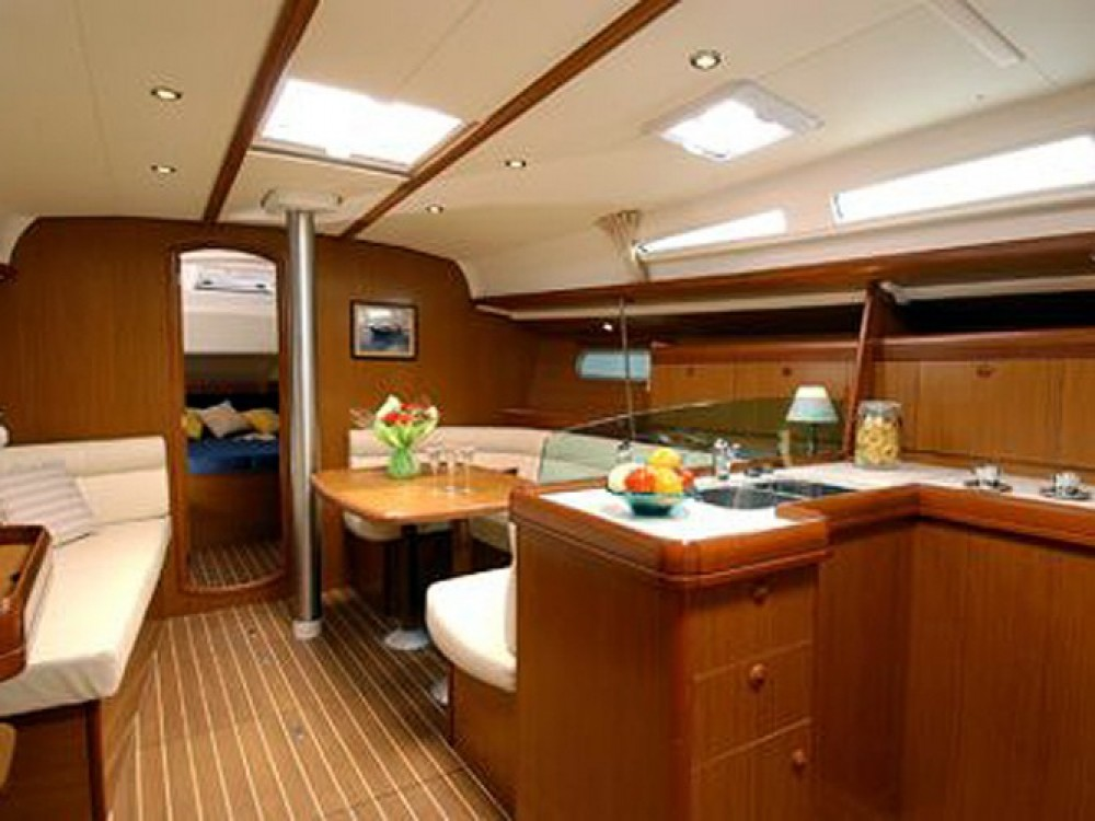 Rental yacht Seget Donji - Jeanneau Sun Odyssey 42i on SamBoat