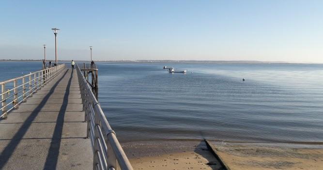 Rental Motorboat in Grand Piquey - B2 Marine Cap Ferret 550