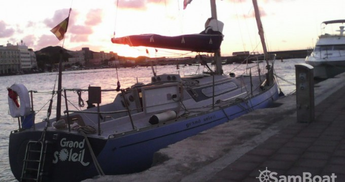 Hire Sailboat with or without skipper Cantiere Del Pardo Termini Imerese