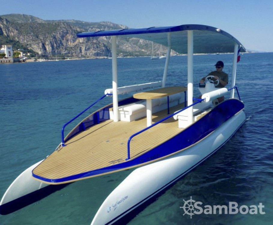 Boat rental Beaulieu-sur-Mer cheap Suncy 19