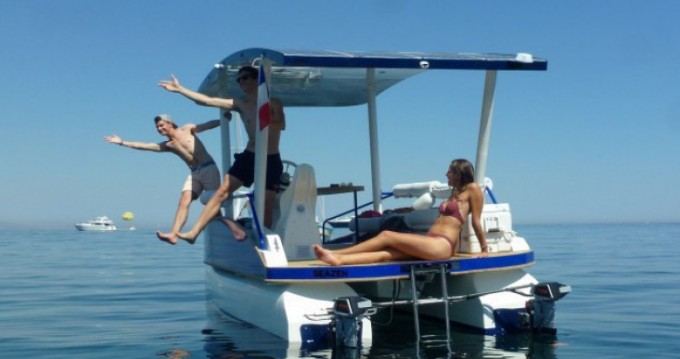 Hire Motorboat with or without skipper Suncy Beaulieu-sur-Mer