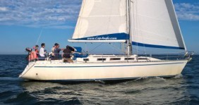 Gibert Marine Gib Sea 442 between personal and professional Granville