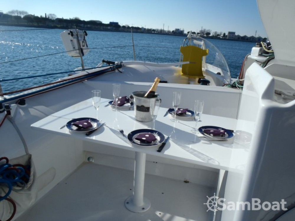Boat rental Chantier-Mer-Et-Composites TRIMARAN PULSAR 60 in Port-Saint-Louis-du-Rhône on Samboat