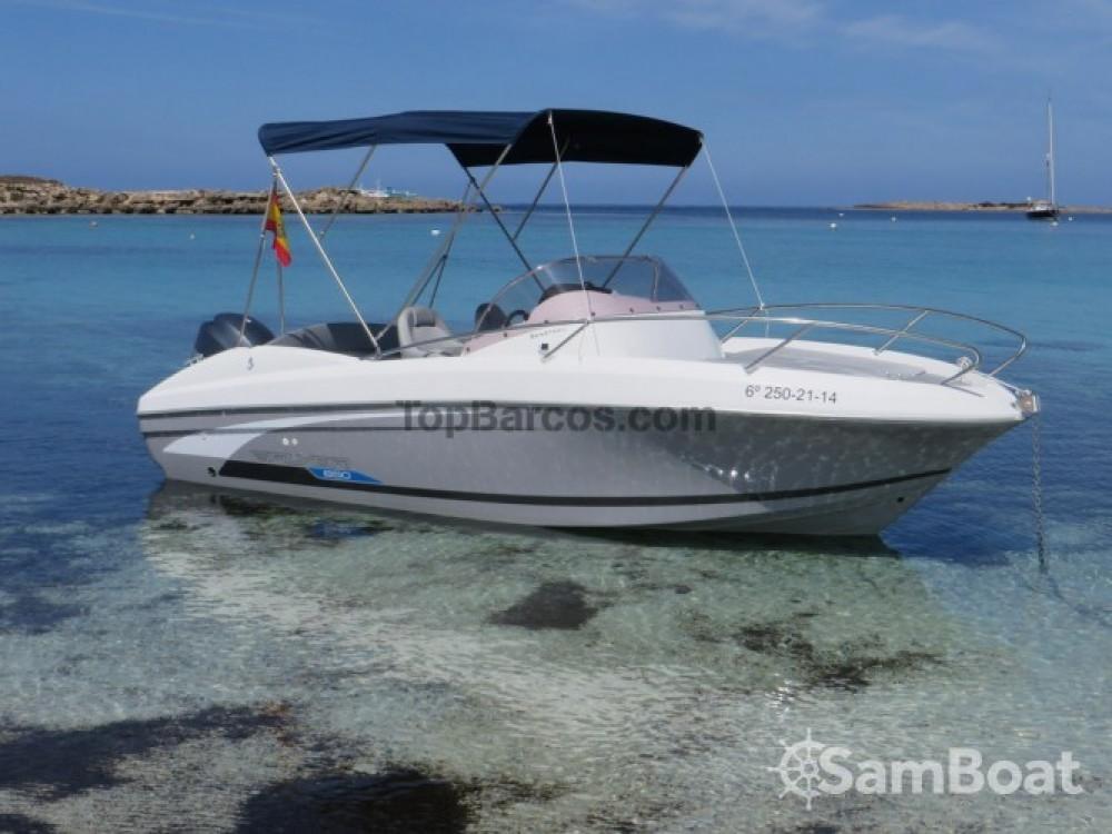 Boat rental Saint-Florent cheap Open