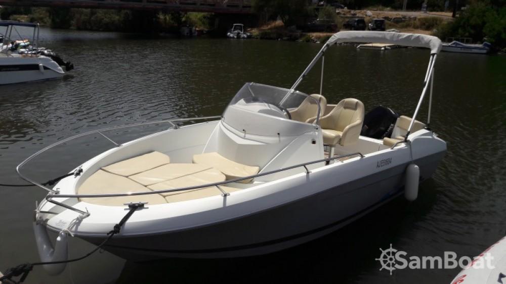 Rental yacht Saint-Florent - Bénéteau Open on SamBoat