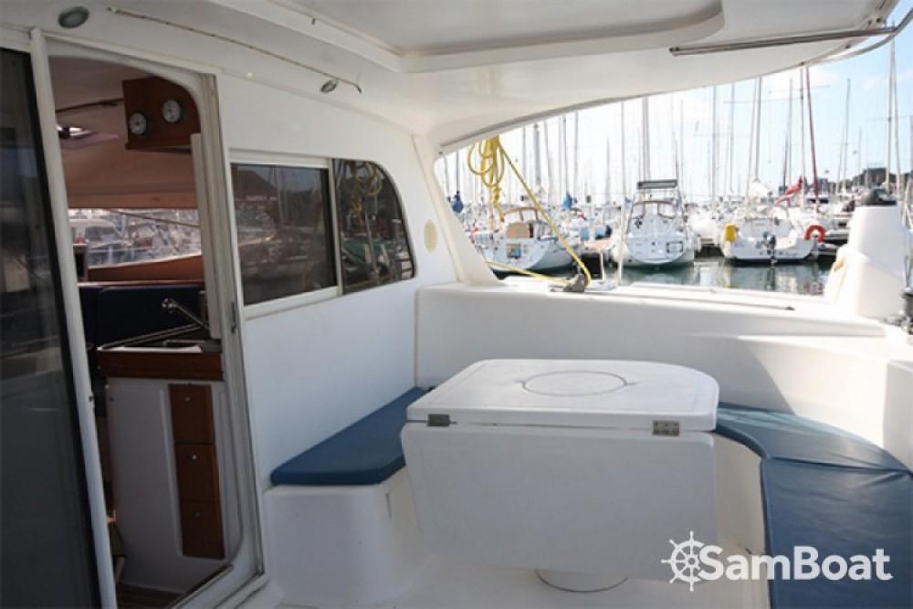 Rental Catamaran in Bonifacio - Nautitech Nautitech 40
