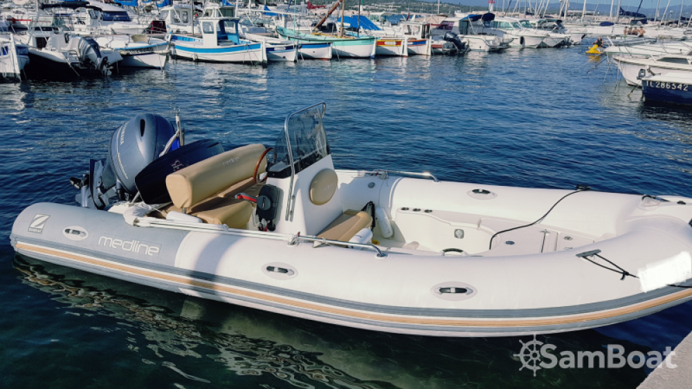 RIB for rent La Ciotat at the best price