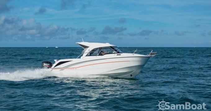 Rental yacht Marseille - Bénéteau Antares 8 OB on SamBoat