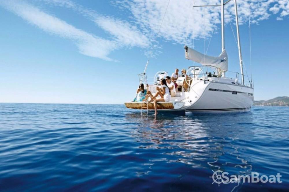 Boat rental Muğla cheap Cruiser 46