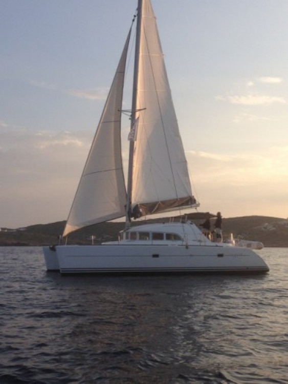 Rental Catamaran in Peloponnese - Lagoon Lagoon 380