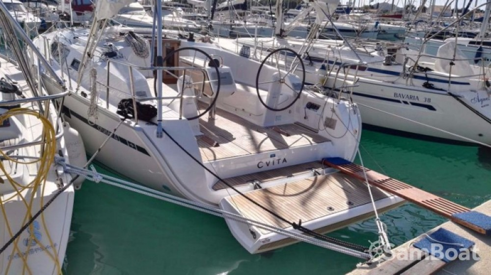 Rental Sailboat in  - Bavaria Cruiser 41