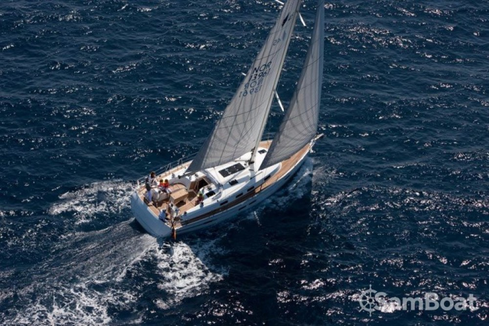 Rent a Bavaria Cruiser 45