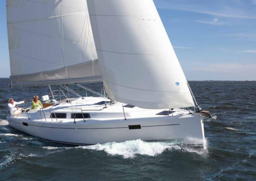 Rental yacht Pirovac - Hanse Hanse 415 on SamBoat