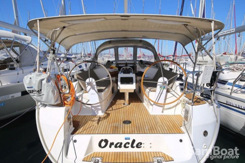 Boat rental Croatia cheap Cruiser 37