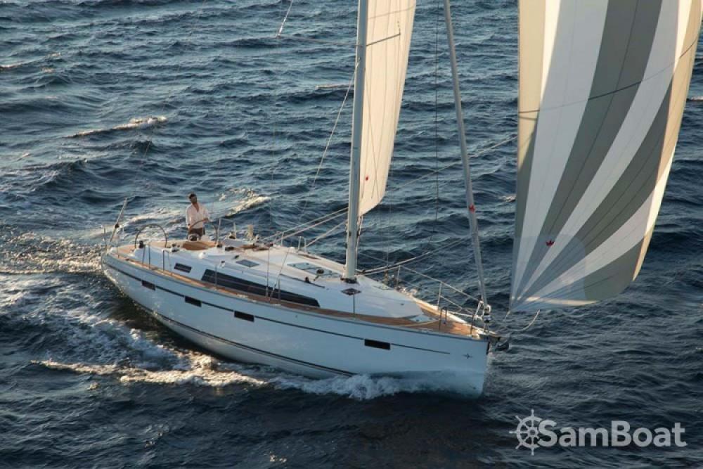 Bavaria Cruiser 41 between personal and professional Croatia