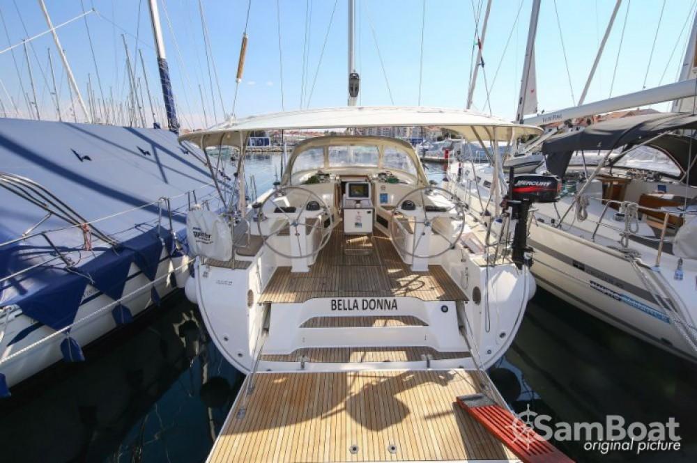 Rental Sailboat in Vólos - Bavaria Cruiser 45