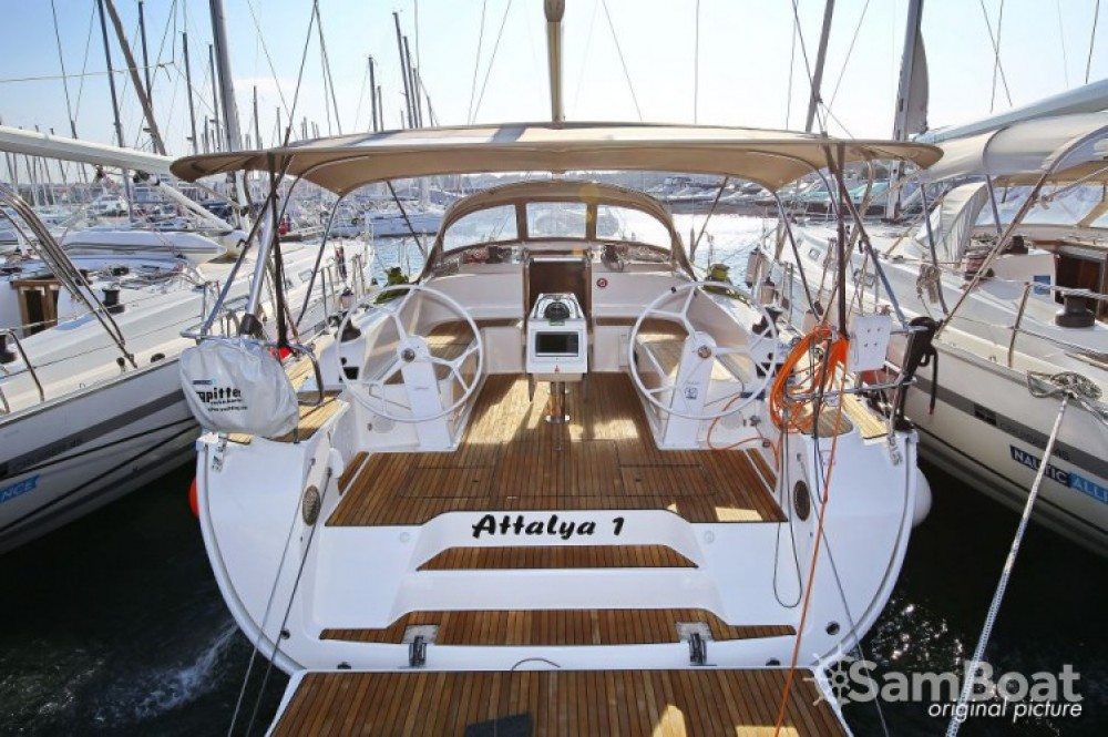 Bavaria Cruiser 46 between personal and professional Croatia