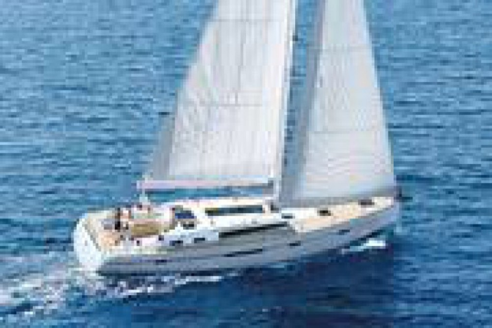 Bavaria Cruiser 56 between personal and professional Split