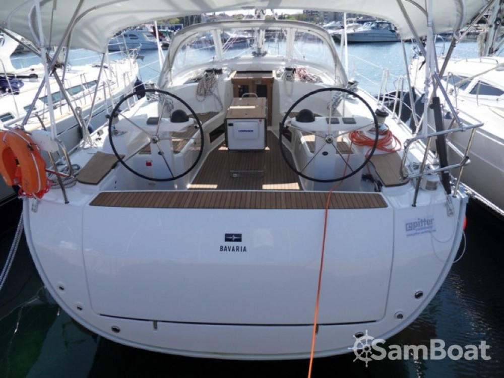 Boat rental Bavaria Cruiser 45 in Grad Pula on Samboat