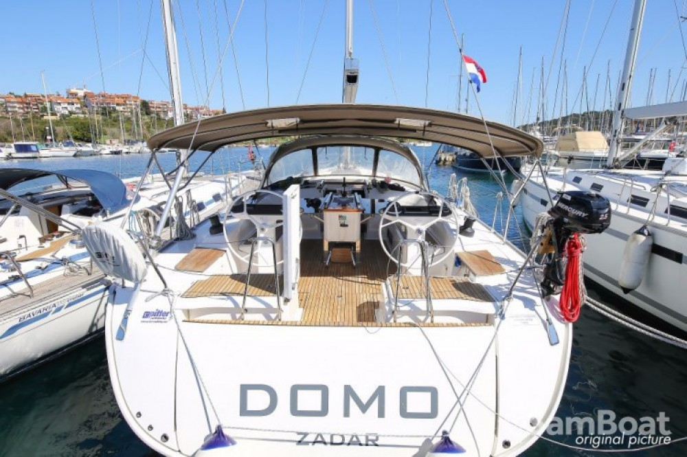 Rental yacht Pula - Bavaria Cruiser 56 on SamBoat