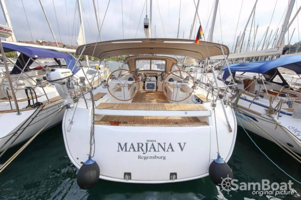 Rental yacht Vólos - Bavaria Cruiser 55 on SamBoat