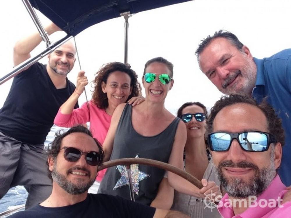 Rental yacht Dénia - Bénéteau Cyclades 50.5 on SamBoat