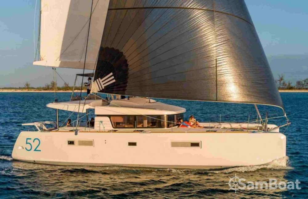 Catamaran for rent Seget Donji at the best price