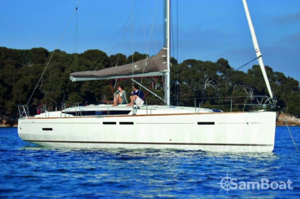 Boat rental Seget Donji cheap Sun Odyssey 449