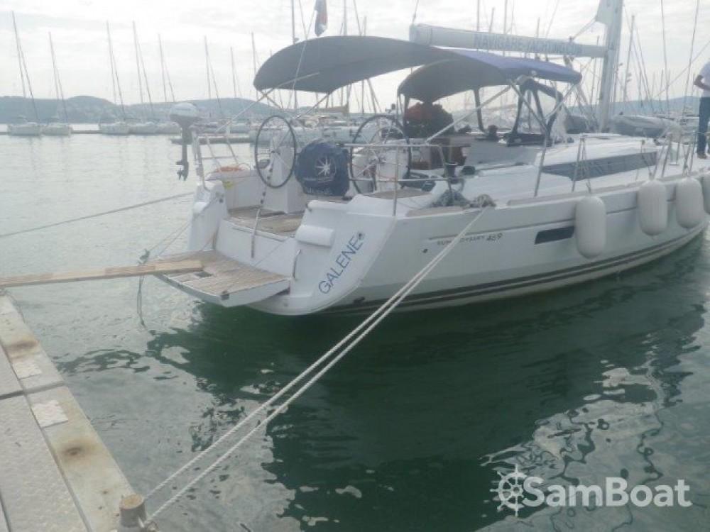 Rental yacht Seget Donji - Jeanneau Sun Odyssey 469 on SamBoat
