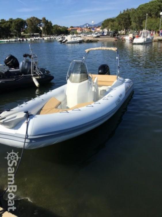 Rental yacht Saint-Florent - Kardis Kiwi 620 on SamBoat