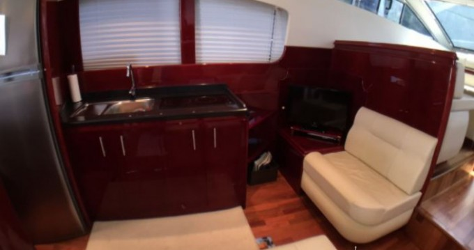 Rental yacht Vigo - Astondoa 54 on SamBoat