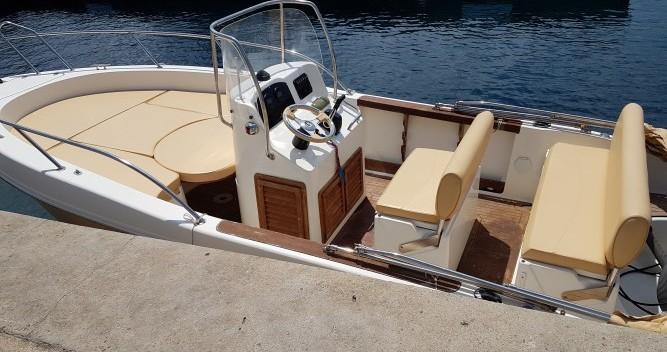 Rental yacht Marseille - Capelli Cap 20 on SamBoat