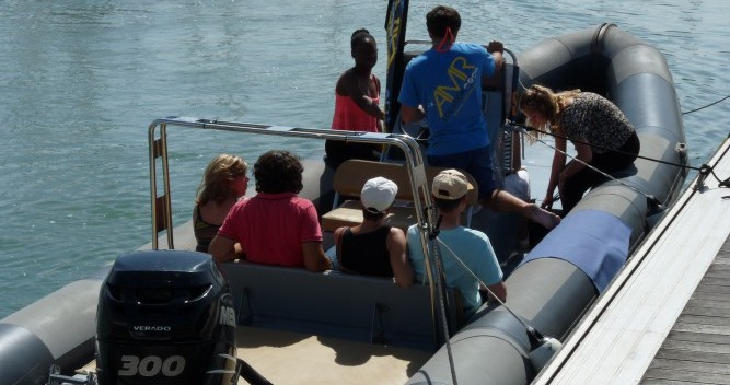 Boat rental Narwhal Narwhal 900 Fast in La Rochelle on Samboat