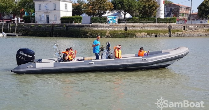 Rental yacht La Rochelle - Narwhal Narwhal 900 Fast on SamBoat