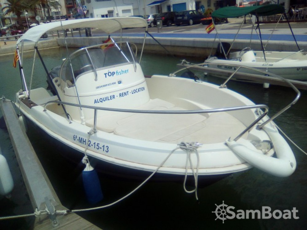 Hire Motorboat with or without skipper Jeanneau l'Ampolla